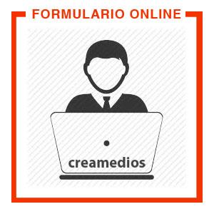 CREAMEDIOS | Formulario de Contacto Online
